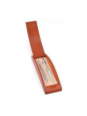 Zestaw długopis oraz nóż do listów
