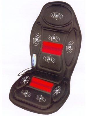Nakladka masująca na fotel