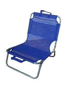 Krzesło plażowe rozkładane
